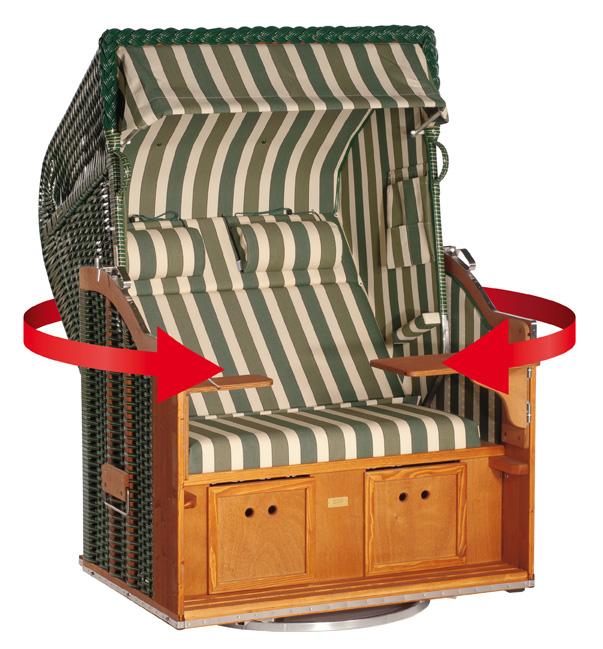 casa di campo strandkorb drehteller metall verzinkt. Black Bedroom Furniture Sets. Home Design Ideas